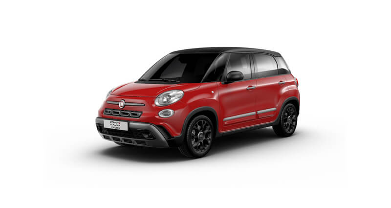 Fiat 500L Cross TwinAir 105pk City Cross