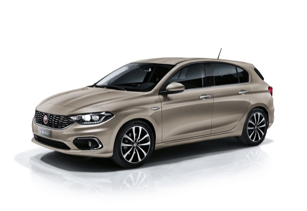 Fiat Tipo Hatchback 1.4 T-Jet 16V 120 Business