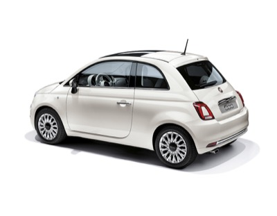 Fiat 500C TwinAir Turbo 80 Lounge