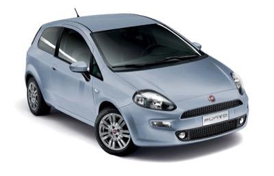 FIAT Punto 5d (731)