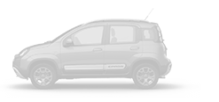 Fiat Panda Cross 1.2 69pk City Cross